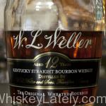 W. L. Weller 12 Year Old Bottle