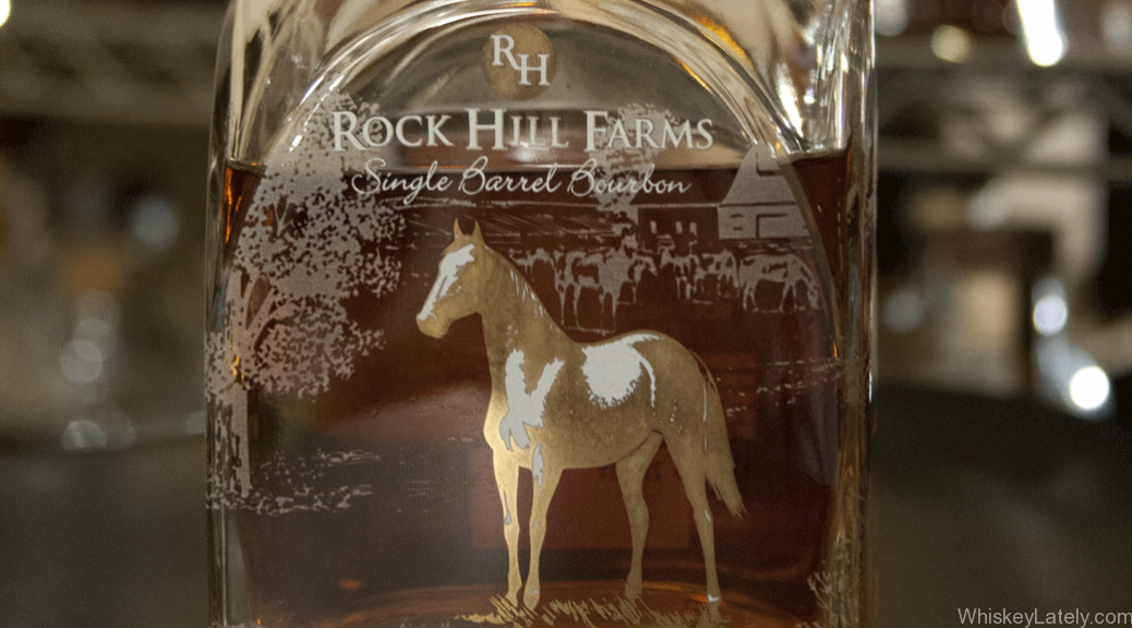 Rock Hill Farms Bottle