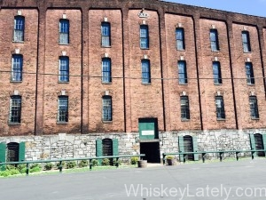 Buffalo Trace Distillery Warehouse C