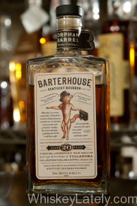 Barterhouse 20 Bottle