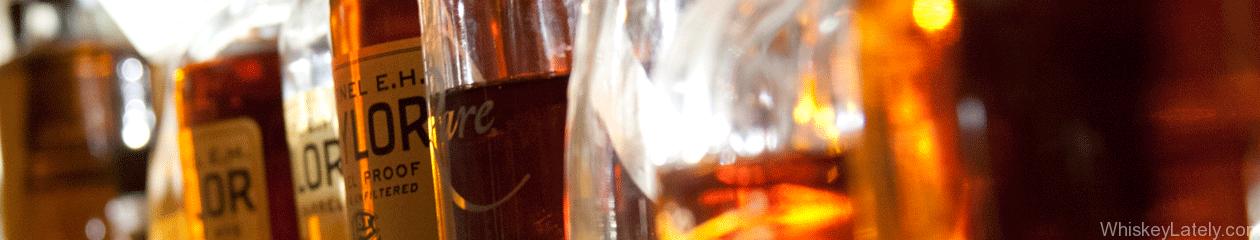 Whiskey Lately Blog