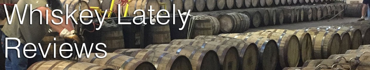 Whiskey Lately Review Blog