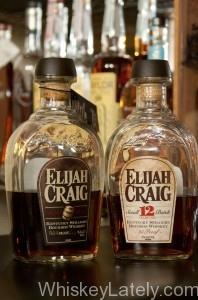 Elijah Craig 12 Blend Bottle