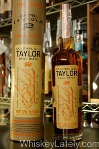 Colonel EH Taylor Jr Small Batch