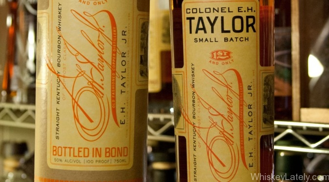 Colonel EH Taylor Jr Small Batch Feature