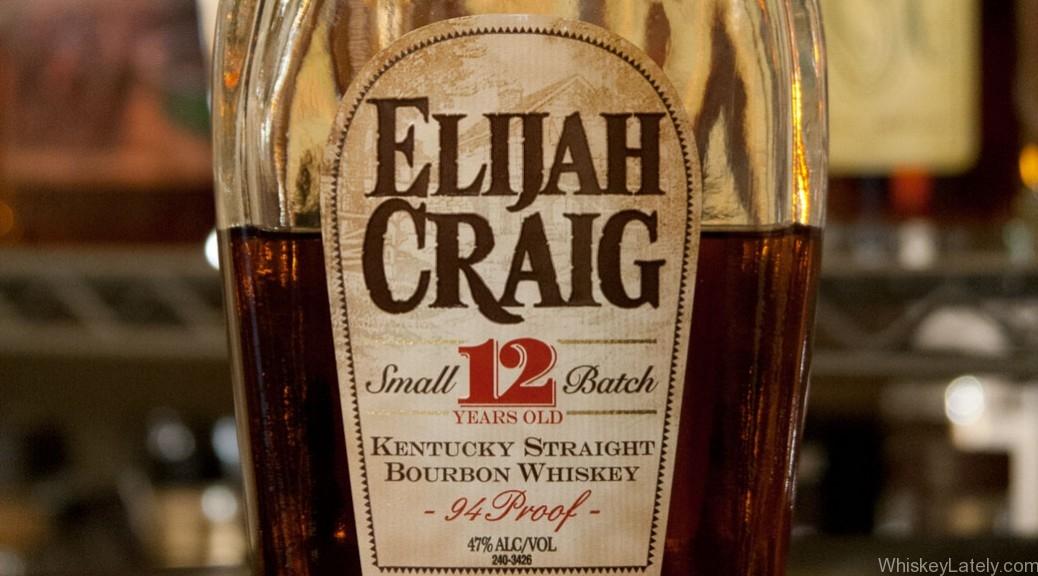 Elijah Craig 12 Feature