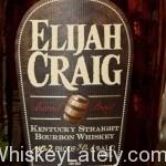 Elijah Craig Barrel Proof Batch 6