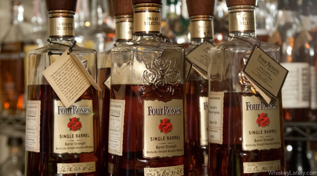 Four Roses Private Selection