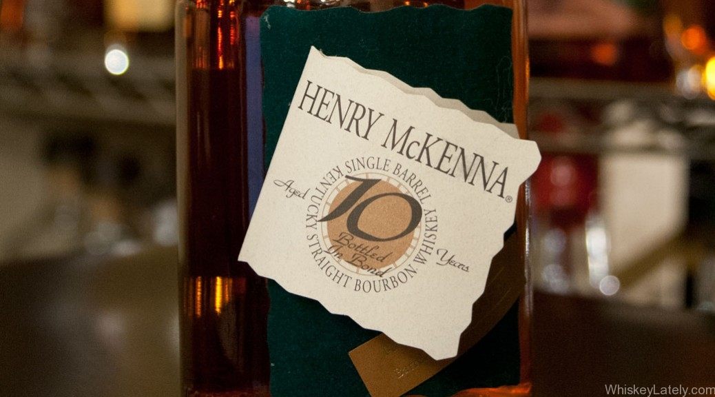 Henry McKenna Single Barrel