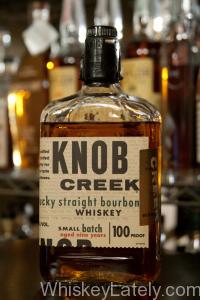 Knob Creek Small Batch Bottle