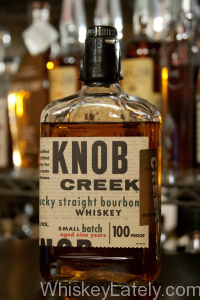 Knob Creek Small Batch Bottle