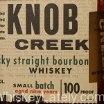 Knob Creek Small Batch Feature