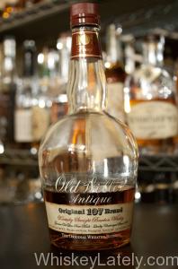 Old Weller Antique Bottle