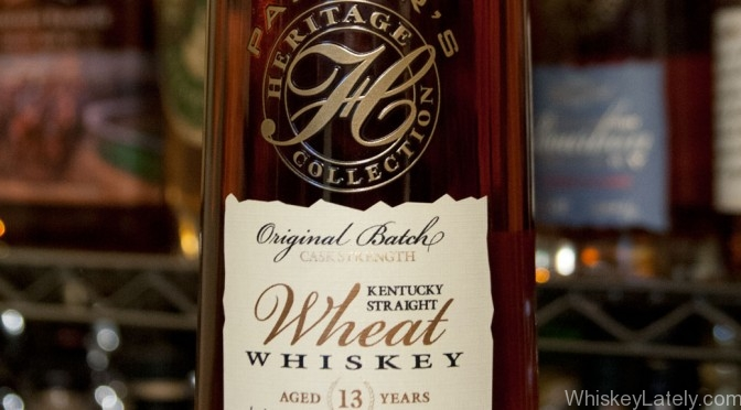Parker's Heritage Collection Wheat Whiskey - PH8