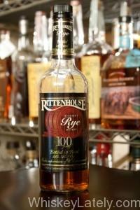 Rittenhouse Rye Bottle