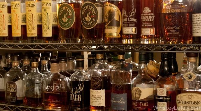 Top 10 Bourbons 2014