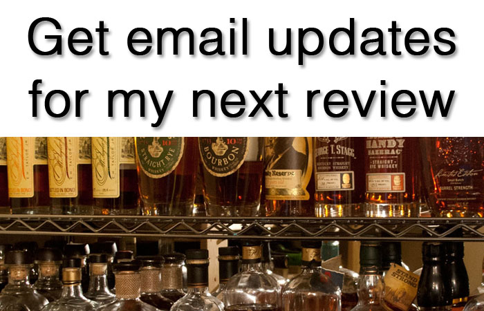Whiskey Lately Email Signup