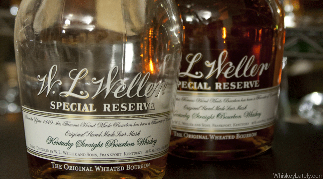 Weller Special Reserve Feature