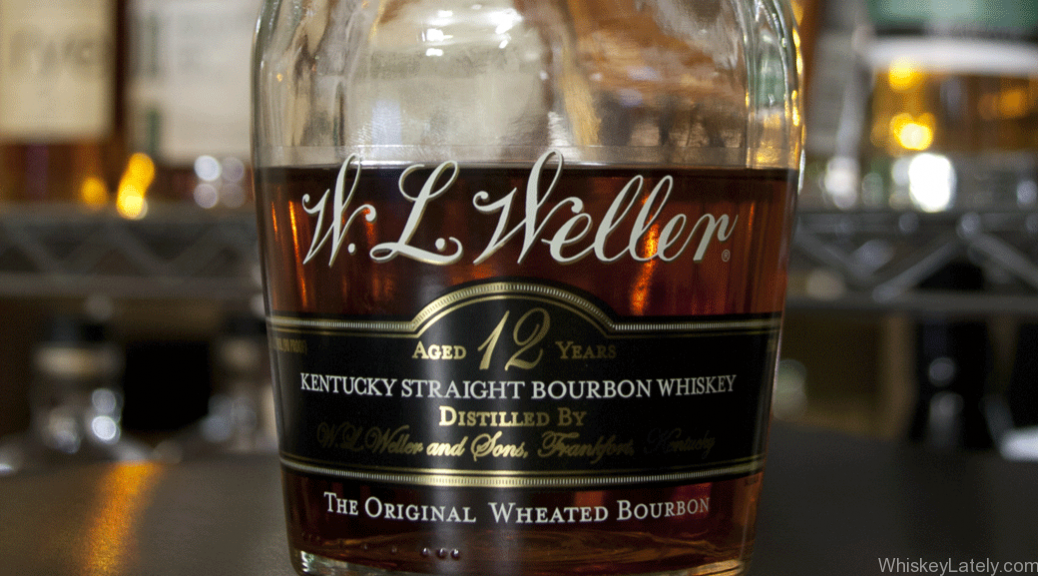 W. L. Weller 12 Year Old Bottle