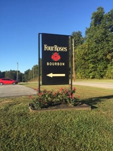 Four Roses Cox's Creek Warehouse and Bottling Facility