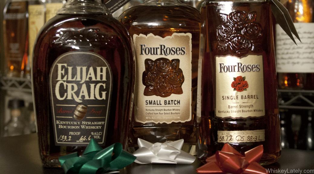 Bourbon Gift Guide 2014