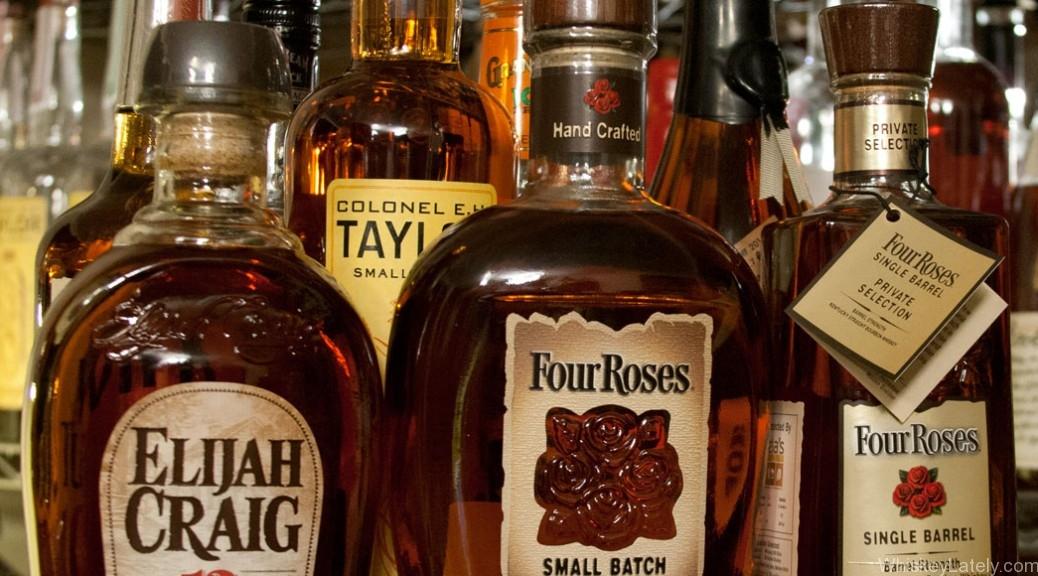 Bourbon Gift Guide 2015