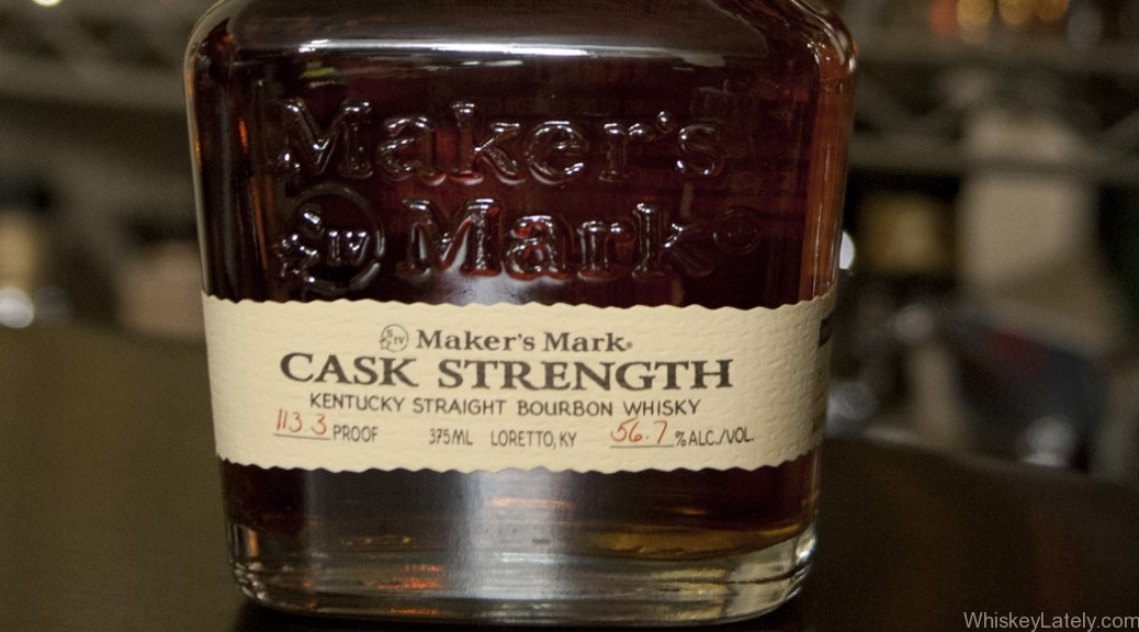 Marker's Mark Cask Strength