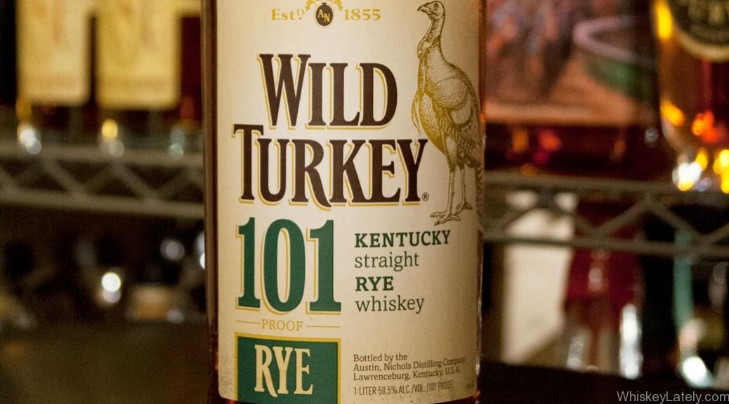 Wild Turkey 101 Rye Feature